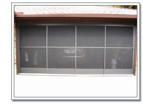 Garage Sliding Screen Doors Daytona New Smyrna Beach Ormond